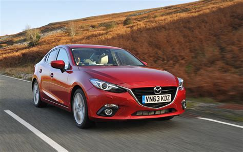 mazda car company mazda3 car review business car manager