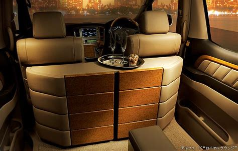 toyota alphard royal lounge edition clublexus