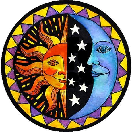 Sun Moon and Stars Button on CafePress.com | Moon stars ...