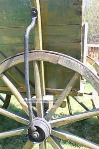 Bollerwagen Aus Holz : alter bollerwagen handwagen aus holz ma e ~ Yasmunasinghe.com Haus und Dekorationen