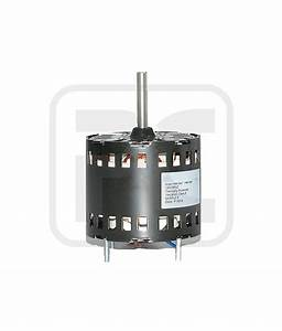 Electric Blower Motor Shaded Pole Fan Motor 60hz 2 Pole For Gas Furnace And Other Ventilation