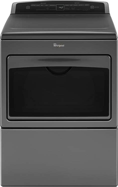 Whirlpool WTW7500GC Washer & WGD7500GC Dryer