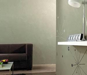 Peinture Beton Exterieur Leroy Merlin : peinture effet 10 ambiances d co pour trouver son style ~ Dailycaller-alerts.com Idées de Décoration
