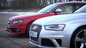 Audi S4 V Audi Rs4  Does Supercharging Rule   Chris