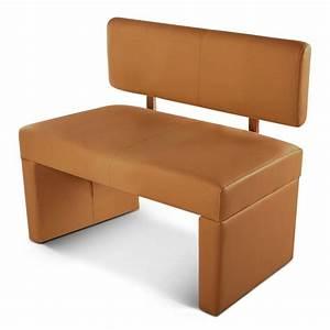Sitzbank 100 Cm : sam sitzbank mit lehne 100 cm cappuccino recyceltes leder sander ~ Eleganceandgraceweddings.com Haus und Dekorationen