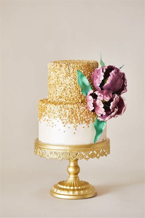Bespoke Wedding Cake Designs By The Enchanting Cake