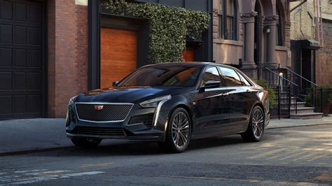 2019 cadillac ct6 2019 cadillac ct6 v sport pictures photos wallpapers