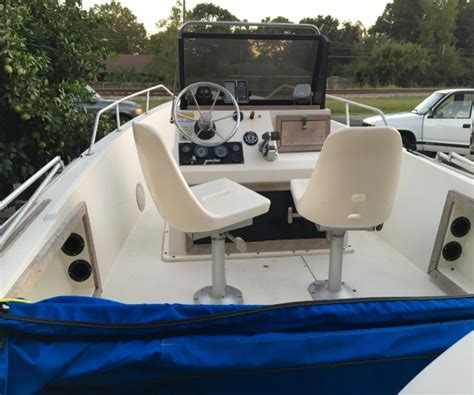Center Console Boats For Sale In Gulfport Ms by 1986 17 Foot Pro Line Center Console Power Boat For Sale