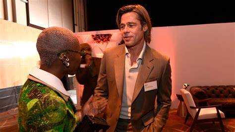 brad pitt wore   tag    oscar nominees
