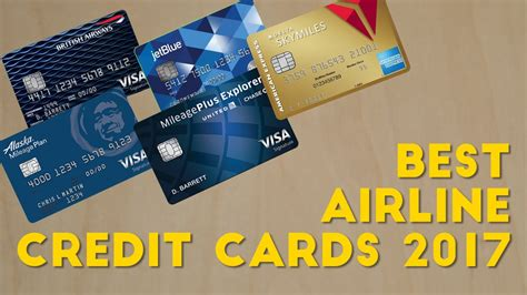 best airline credit card what are the best airline credit cards 2017