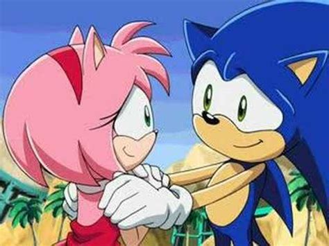 sonic  amy everytime  touch youtube