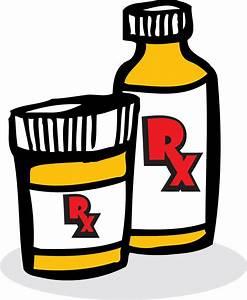 Prescription Bottle Clipart - Clipart Suggest