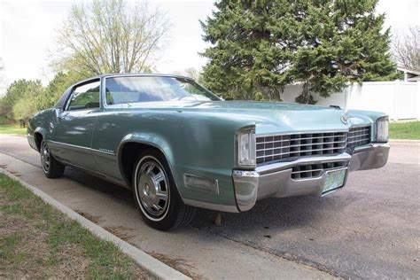 1968 Cadillac Eldorado For Sale by 1968 Cadillac Eldorado For Sale 2110211 Hemmings Motor News