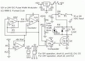 Pwm Motor  Light Controller  U2013 Circuit Wiring Diagrams