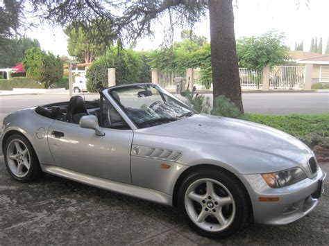1997 Bmw Z3 (6 Cylinder) For Sale