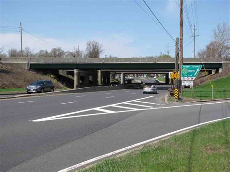 on garden state parkway lincroft airing for exit 109 plans bank green