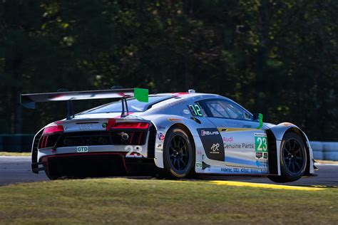 The dominance continued in north america and audi also ended the year as champions. Alex Job Racing Audi R8 LMS to Start Petit Le Mans 13th ...