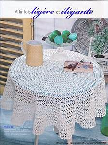 Round Crochet Tablecloth Apttern  U22c6 Crochet Kingdom