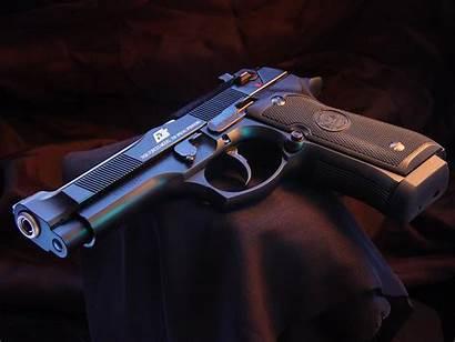Guns Cool Wallpapers Weapons Desktop Pistol Beretta