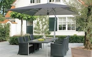 Parasol De Jardin : le parasol rectangulaire en photos qui va vous inspirer ~ Teatrodelosmanantiales.com Idées de Décoration