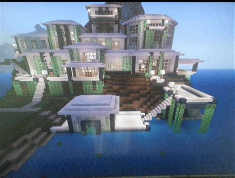 build  boat house minecraft