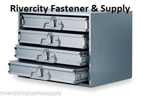 nut and bolt storage cabinets metal 24 hole storage tray cabinet and slide rack with