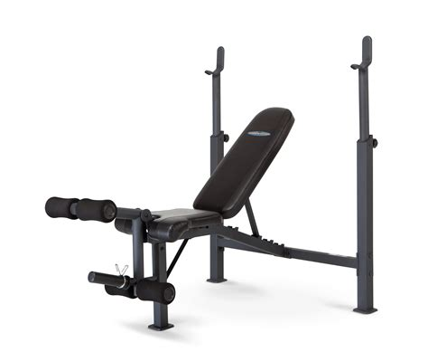 bench and bar weight bench incline press olympic bar leg adjustable