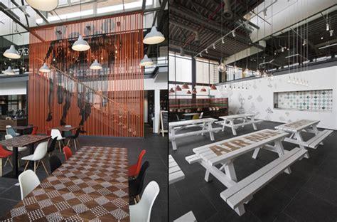 wonderful canteen design  cool hangout place   friends housebeauty