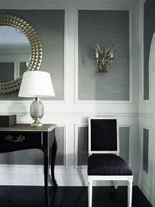 Beautiful, Wall, Trim, Molding, Ideas