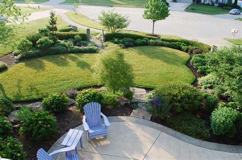 award landscaping landscape designer earns awards for his own front yard turf