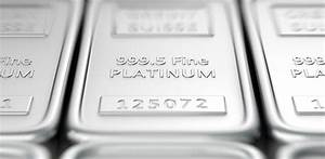 Platinum Price Chart History History Of Platinum As A Precious Metal Investment