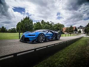 Bugatti Chiron Gt : bugatti chiron and vision gt coming to monterey car week 2016 gtspirit ~ Medecine-chirurgie-esthetiques.com Avis de Voitures