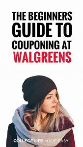 The Beginner U0026 39 S Guide To Couponing At Walgreens