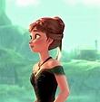 Anna in her green dress - Frozen Photo (34881608) - Fanpop