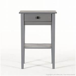 Table De Chevet Suspendue : table de chevet ~ Teatrodelosmanantiales.com Idées de Décoration