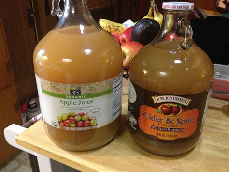 cider hard making winter project different brand sweet honey juices process down start