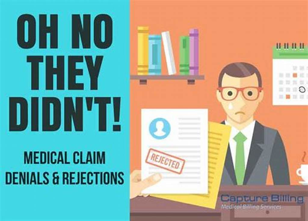 #Medical #Claim #Denials #And #Rejections #In #Medical #Billing