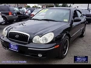 2003 Hyundai Sonata V6 GLS Sedan YouTube