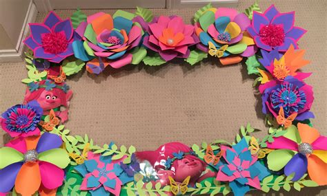 troll poppy headband template template for the flowers on poppy39s headband trolls poppy and