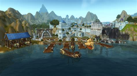 alliance wow races race horde