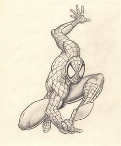 Spiderman pencil by Superman8193 on DeviantArt