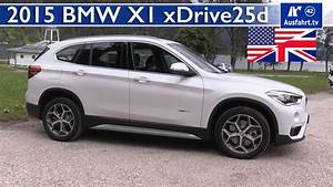 Bmw X1 2015 : 2015 bmw x1 xdrive25d f48 test test drive and in depth review english youtube ~ Medecine-chirurgie-esthetiques.com Avis de Voitures