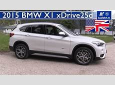 2015 BMW X1 xDrive25d F48 Test, Test Drive and In