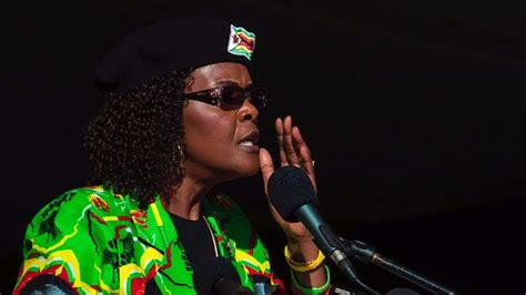 Grace Mugabe To Get Diplomatic Immunity In Assault Case Africa Feeds