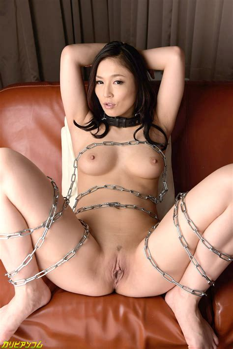 Hot Japanese Chick Chained Up And Creapied Pichunter