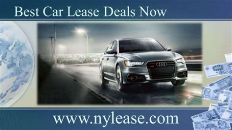 Who Has The Best Lease Deals On Cars by Best Car Lease Deals Now
