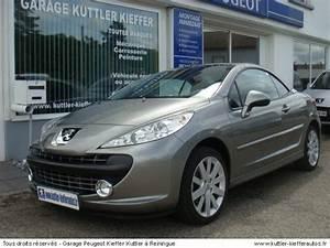 Peugeot 207 Cc Occasion : peugeot 207 cc occasion 816 occasions peugeot 207 cc voiture d ~ Gottalentnigeria.com Avis de Voitures