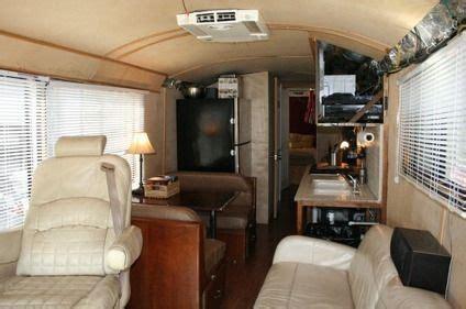converted school bus interiors custom school bus
