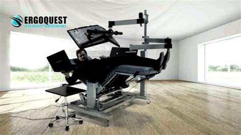 zero gravity lift chair workstation
