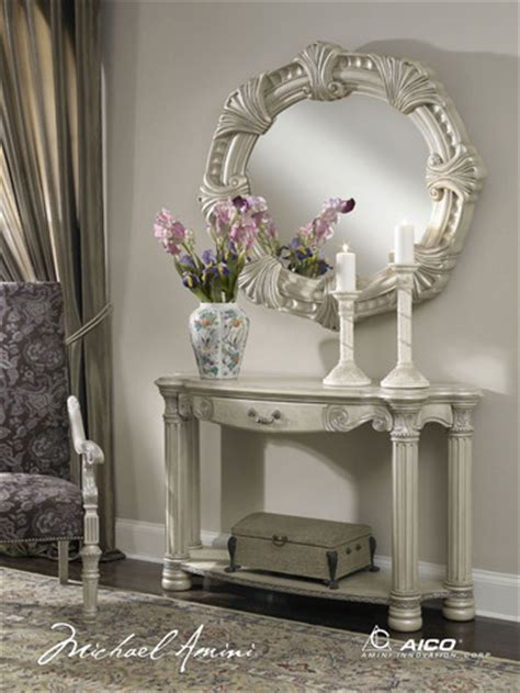 monte carlo ii rectangular table dining room set silver